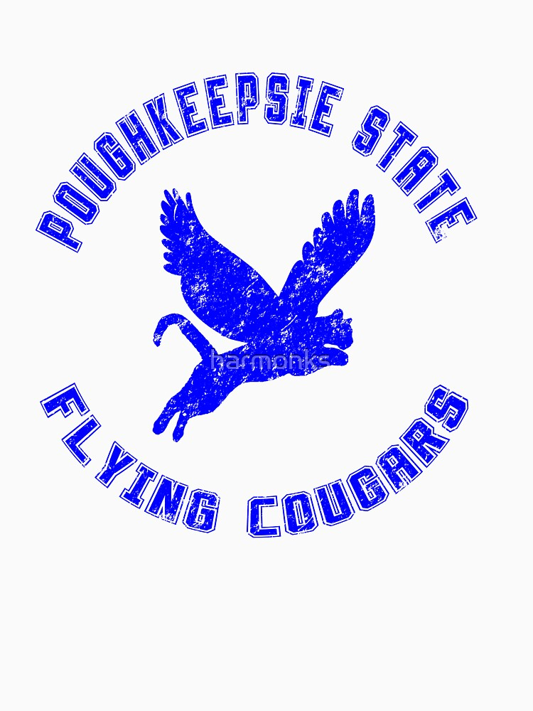 POUGHKEEPSIE STATE FLYING COUGARS by harmonks