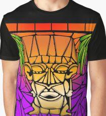 Twilight Tiki Graphic T-Shirt