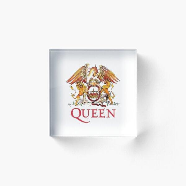 Logos-New-Queen Acrylic Block