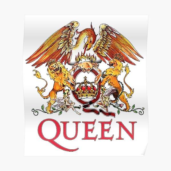 Logos-New-Queen Poster