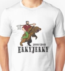 Erky Jerky - Absurdly Rugged Unisex T-Shirt