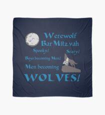 Werwolf Bar Mizwa Tuch