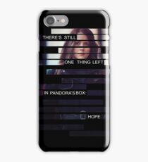 Root - Person of Interes - Quote iPhone Case/Skin