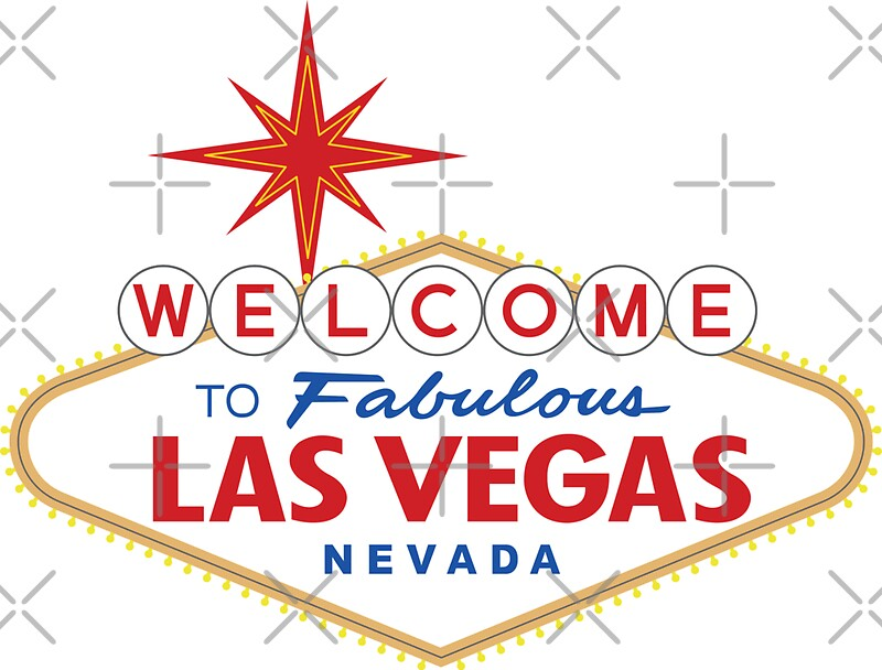 quotwelcome to fabulous las vegas signquot stickers by