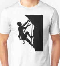 Klettern Slim Fit T-Shirt