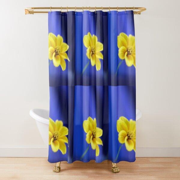 One Lovely Goldilocks Shower Curtain