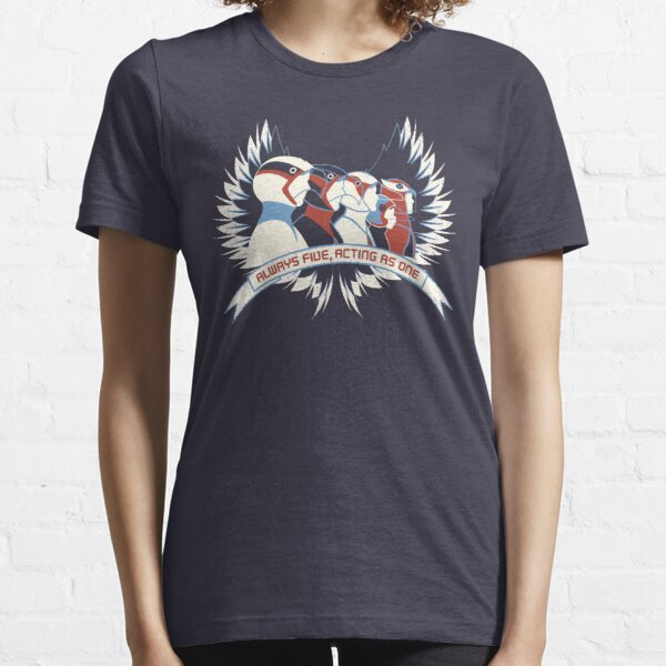 Always Five, Acting As One. Essential T-Shirt