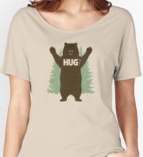 Bear Hug (Reworked) Women's Relaxed Fit T-Shirt
