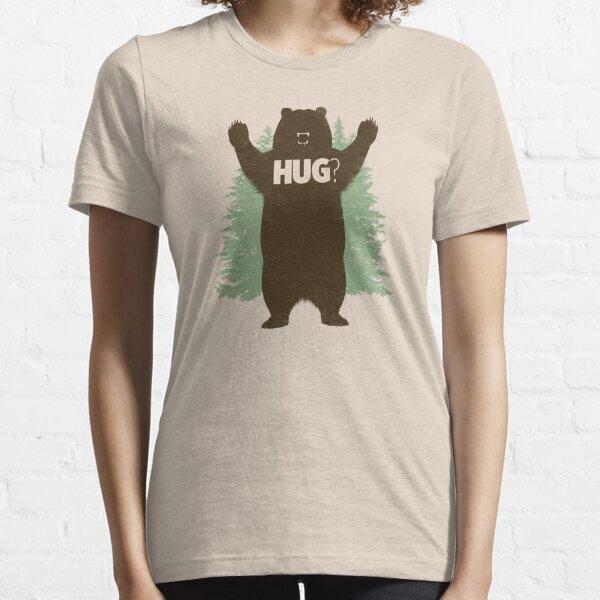 Bear Hug (Reworked) Essential T-Shirt