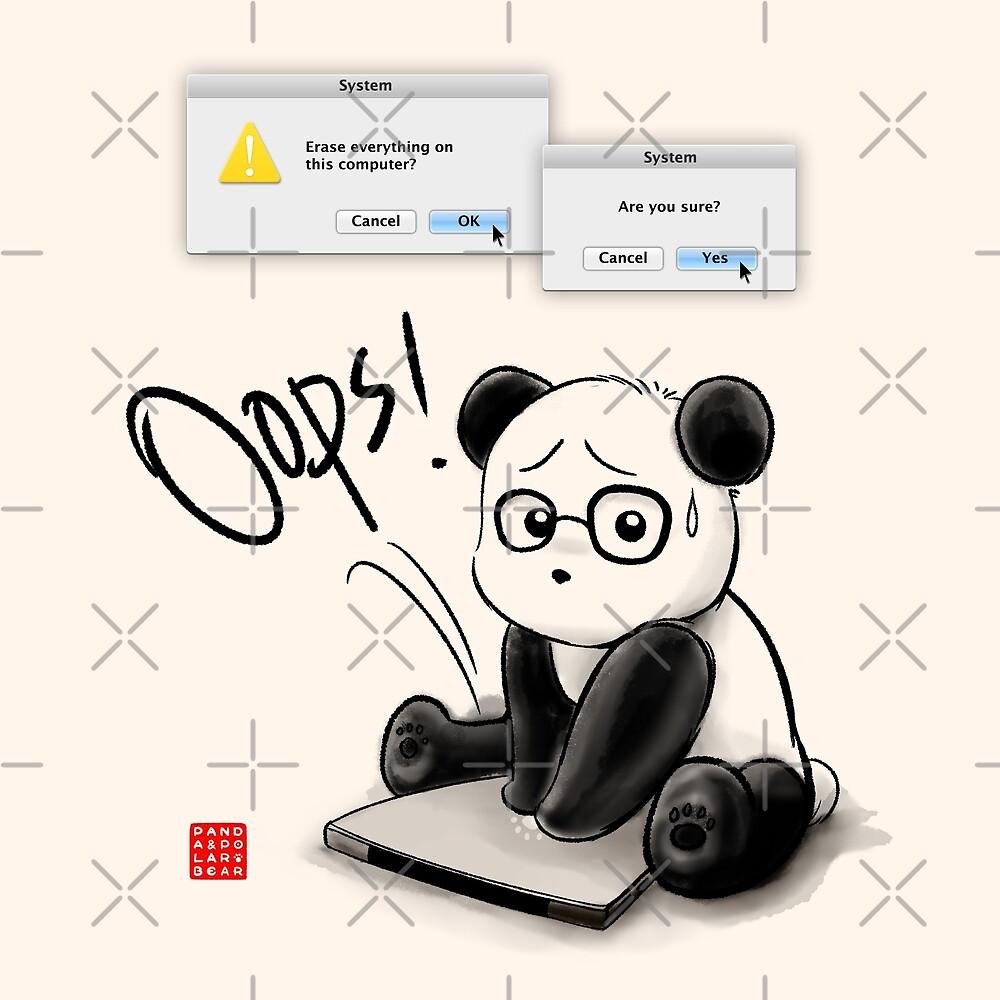 IT Panda by Panda And Polar Bear