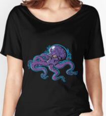 Skull Octopus  Women's Relaxed Fit T-Shirt