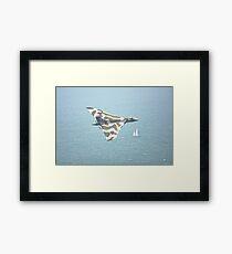Avro Vulcan Framed Print