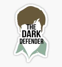 Dexter - The Dark Defender Sticker