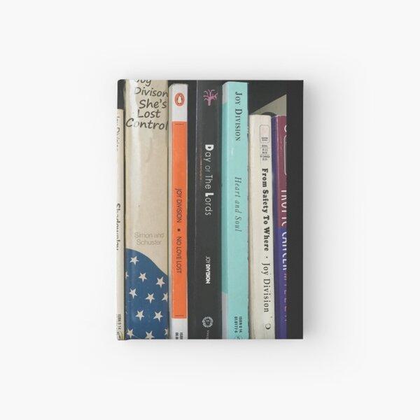 Joy Division Bookshelf Cuaderno de tapa dura