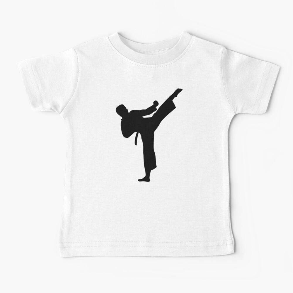 Kárate Camiseta para bebés