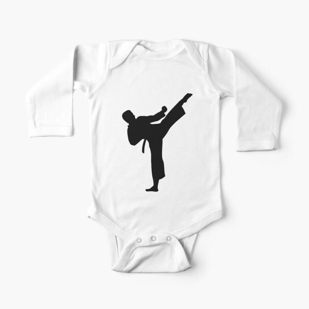 Kárate Body para bebé