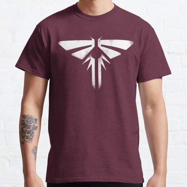 The Last of Us – Fireflies Logo, Graffiti Classic T-Shirt