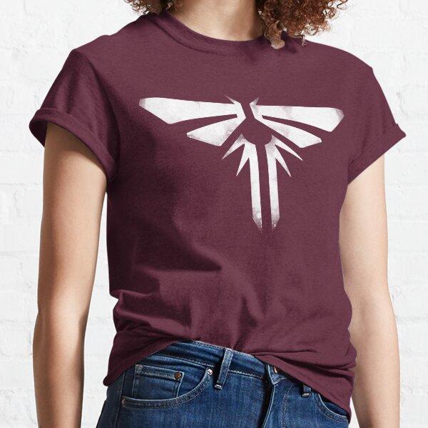 Le dernier d'entre nous - Fireflies Logo T-shirt classique