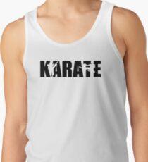 Karate Tank Top