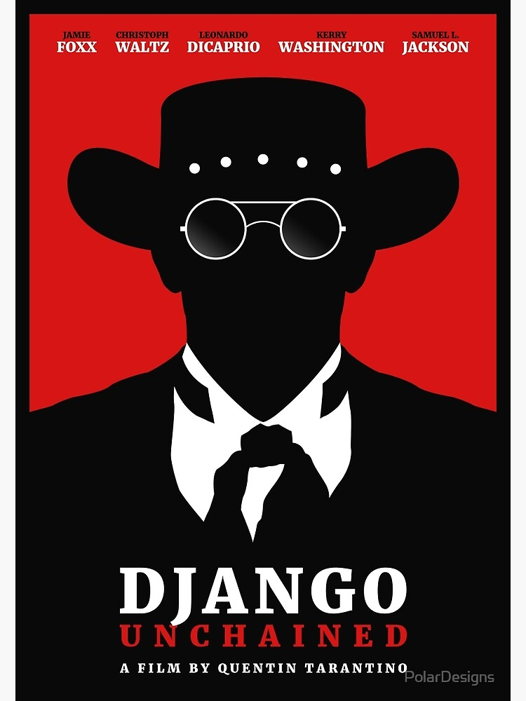 2f9edaba9 Django Unchained film poster | Poster