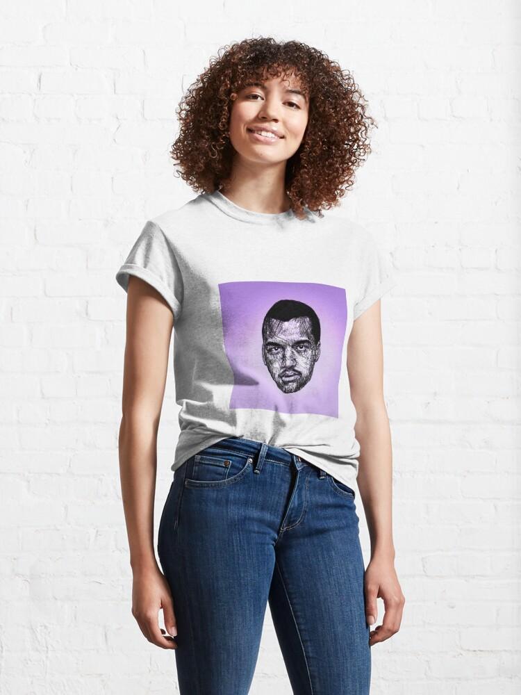 T-shirt classique ''Oli': autre vue