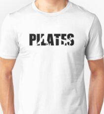 Pilates Unisex T-Shirt