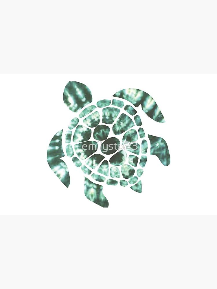 Tie Dye Sea Turtle 2 de emilystp23