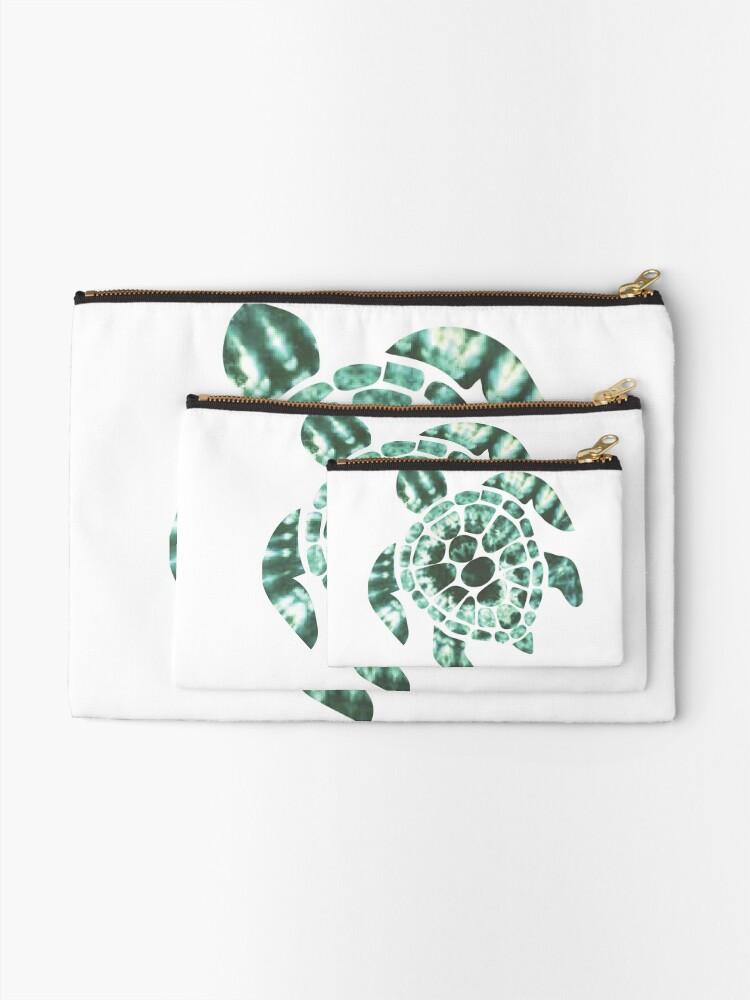Vista alternativa de Bolsos de mano Tie Dye Sea Turtle 2