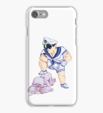 Chris redfield  iPhone Case/Skin