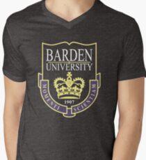 Barden University Men's V-Neck T-Shirt