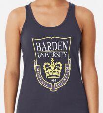 Barden University Racerback Tank Top