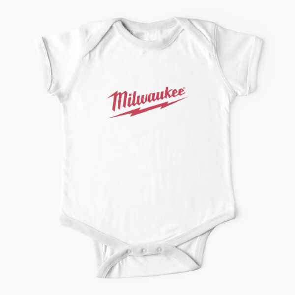 Milwaukee Tools Short Sleeve Baby One-Piece
