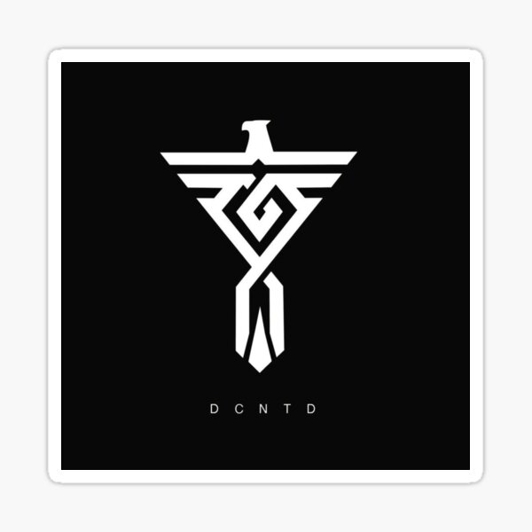 DCNTD / Booba Sticker