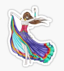The Bohemian Sticker