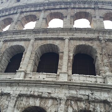 Colosseum Close-Up by cElsiePics