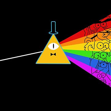 The dark side of Gravity falls  by Ravenfire