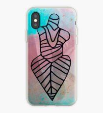 Primitive Goddess iPhone Case