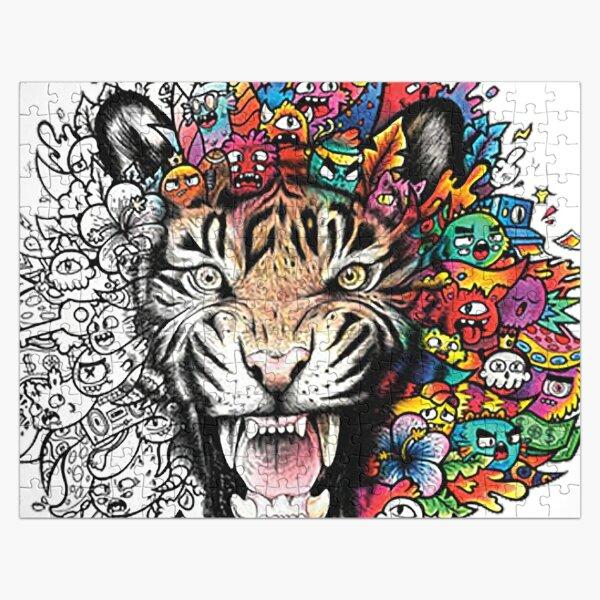 Doodle Art 14 Jigsaw Puzzle