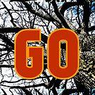 G O - Climb that tree! by Michael Kienhuis