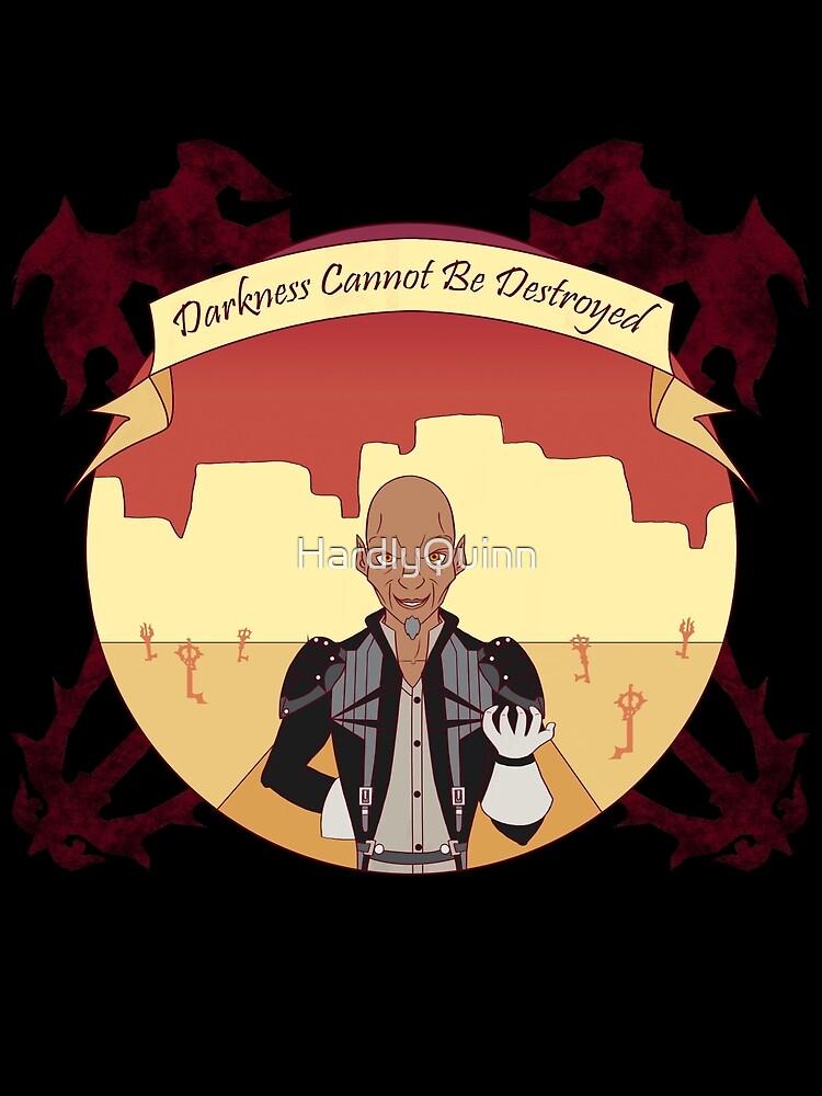 Darkness by HardlyQuinn