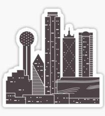 DTX - Grey Sticker