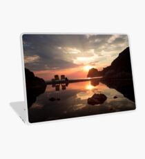 Incredible Sunset - Travel Photography  Laptop Skin
