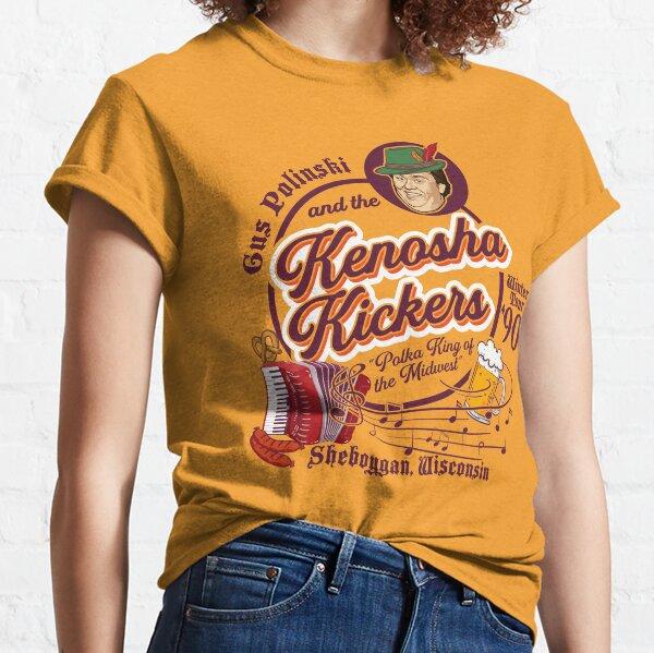 Kenosha Kickers the Polka King of the Midwest Classic T-Shirt