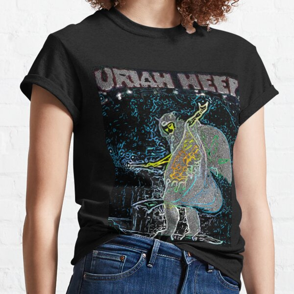 Wizards for Uriah Classic T-Shirt