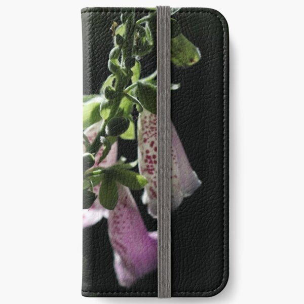 Digitalis Beauty iPhone Wallet