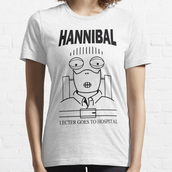 Lecter goes to hospital! Essential T-Shirt