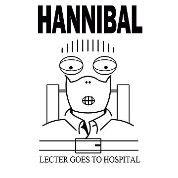 Lecter goes to hospital! by devildrexl