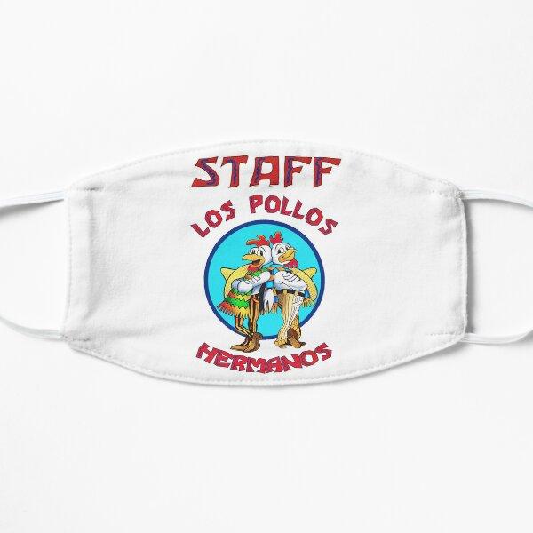 LOS POLLOS Flat Mask