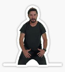 Shia LaBeouf | JUST DO IT!  Sticker
