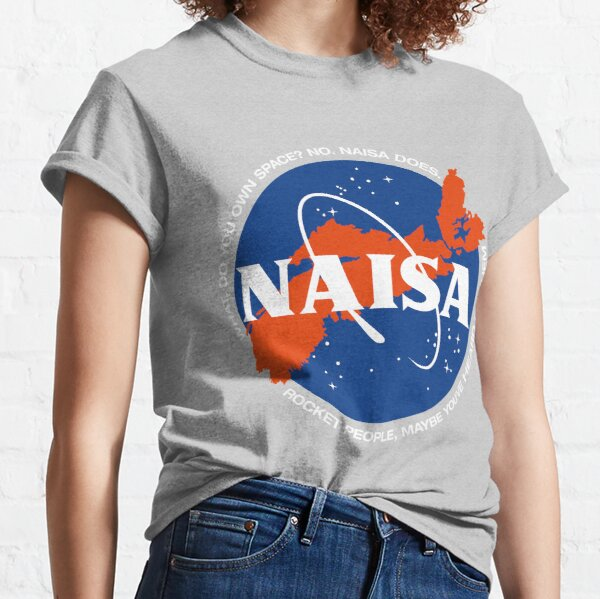 They Own Space Classic T-Shirt